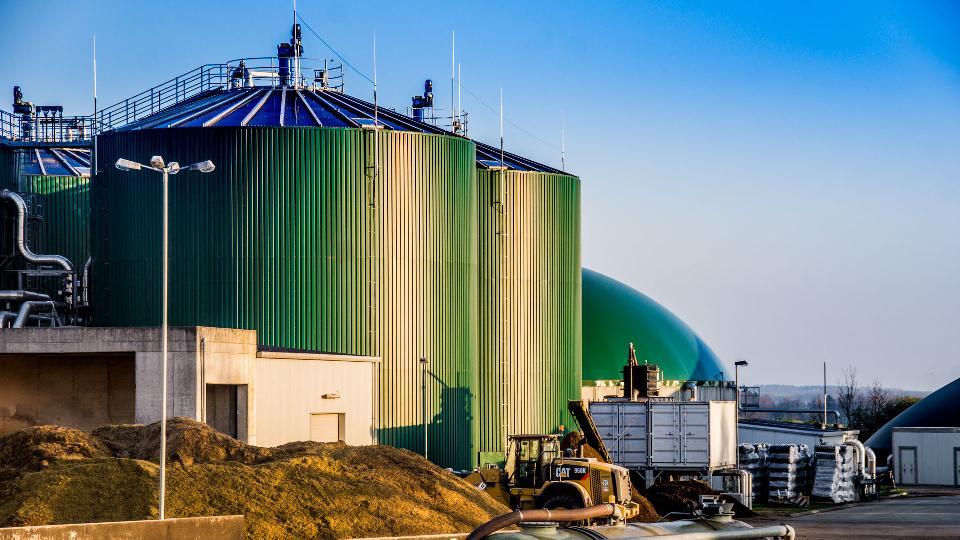 Automatische Netzumschaltung für Biogasanlage nimmt Betrieb auf