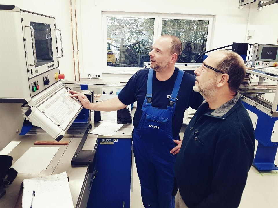 CNC Maschinen für die Zukunft